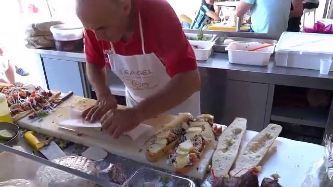 Street Food Italy Sicily Incredible Panini Sandwich Edited - The 12 best streets foods in italy