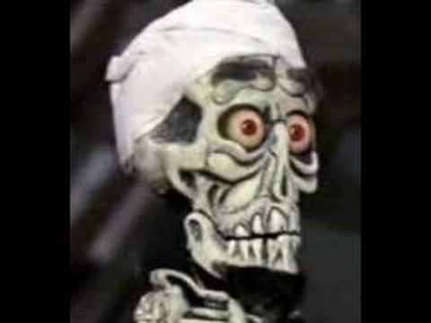 Achmed the Dead Terrorist - Silence I KIll You REMIX 2008