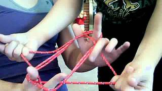 Cats Cradle 2 People Demonstration