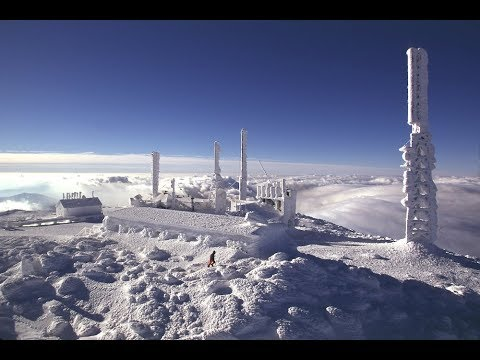 Coldest Place In The World