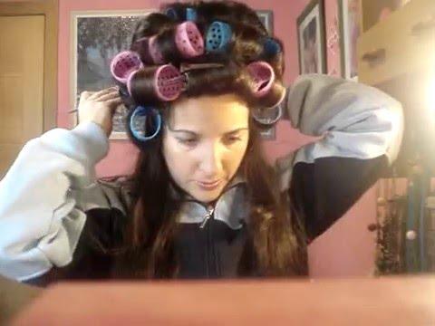 Como poner rulos pelo largo