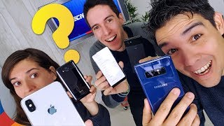 MEJORES TELÉFONOS MÓVILES 2017 - 2018!! ¿Cuál Comprar?