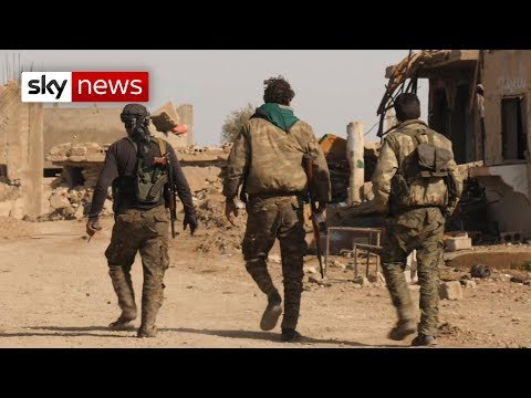 Special Report: The front line push against Islamic State Mp3