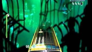Rock Band 3 Wanted Dead or Alive - Bon Jovi Expert Pro Guitar