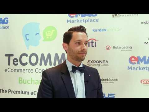 Carlo Terreni, General Director @ Netcomm Suisse [SW] TeCOMM Bucharest