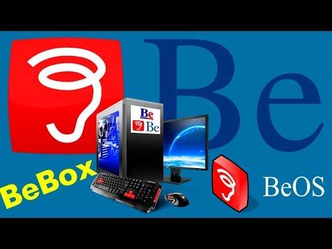 Установка BeOS на современный компьютер