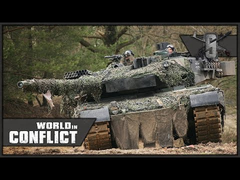 Leopard 2 Protector of Europe - World in Conflict - Mission 9 (USA+NATO)