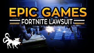 Epic Games file Copyright lawsuit against Fortnite Cheaters
