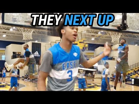 Kyree Walker, Josh Christopher & Isaiah Todd Link For UNREAL All Star Game! WHO IS DWON ODOM!?