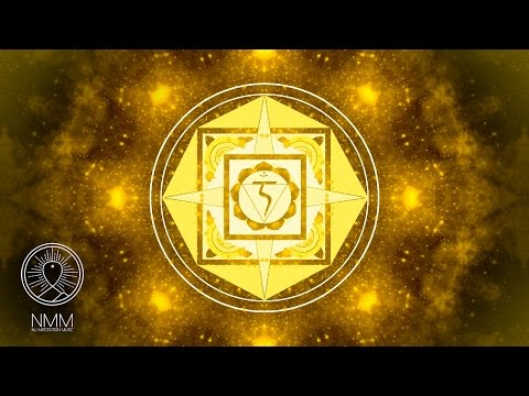Chakras Sleep Meditation Music: Kundalini Sleep Music, Solar Plexus (MANIPURA) Activation & Healing