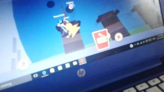 I was playing ROBLOX