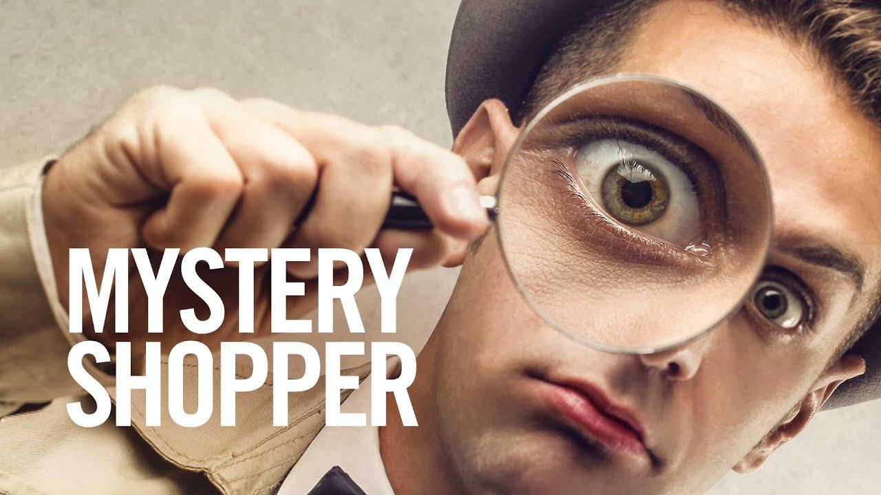 Image result for mystery shopper