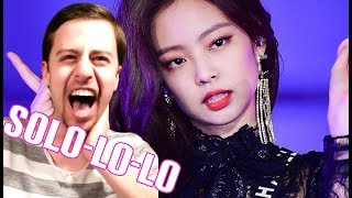 JENNIE - 'SOLO' PERFORMANCE VIDEO + DIARY EP.1 REACTION