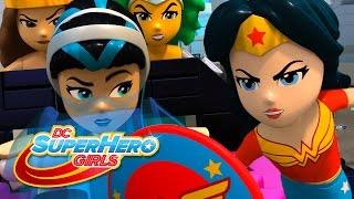 Showdown | lego dc super hero girls