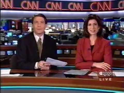 CNN Y2K News Coverage January 1 2000