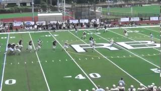 jabrill peppers highlights red bank