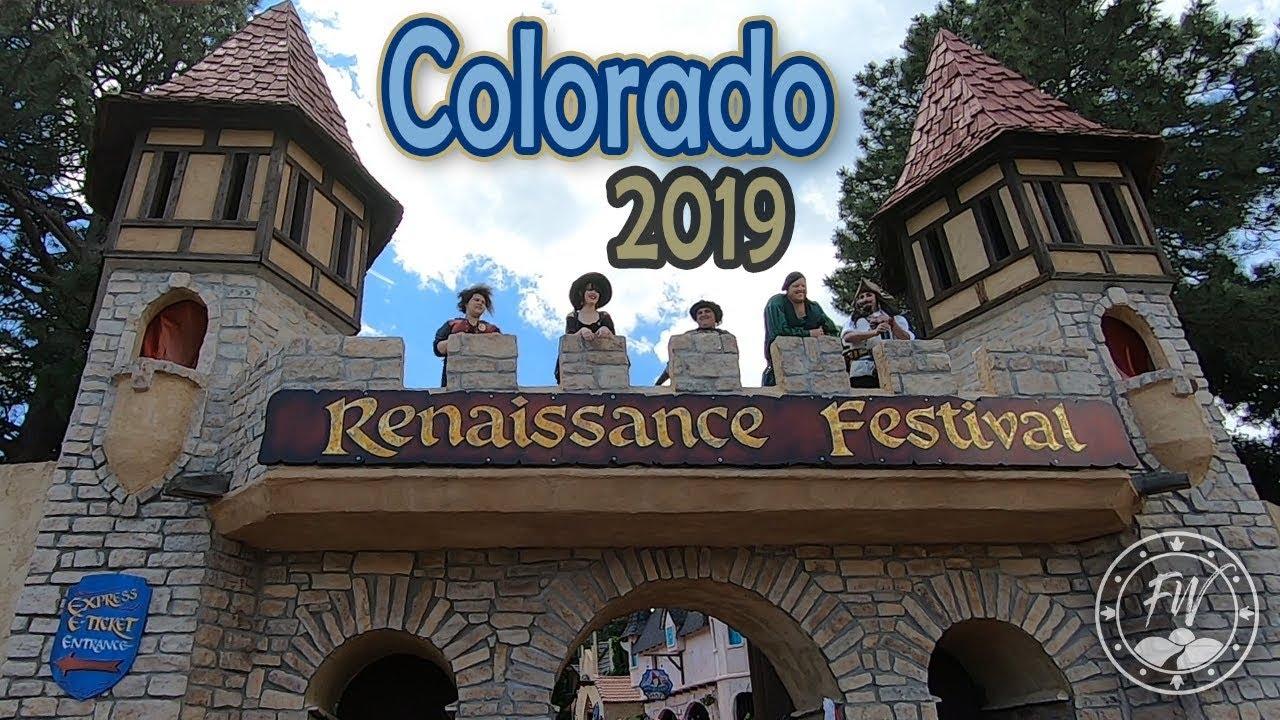 Colorado Renaissance Festival 2020.Colorado Renaissance Festival 2019