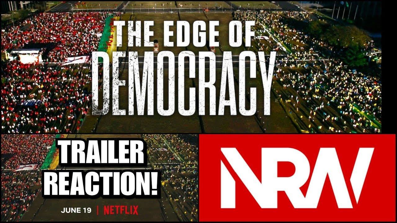 The Edge of Democracy! Trailer Reaction! #NRW! #NewReleaseWednesday!  #netflix!