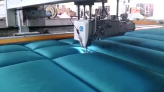 FALCON - Double Needle Quilting Machine - UPHOLSTERY thumbnail