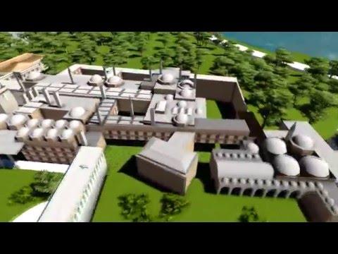 3D MODELLEME Topkapı Sarayı-temel Tacal -basın Ajans-Istanbul Topkapi Palace 3d Modeling