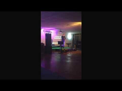 My Big Bro James Villarreal Jr. Livestock Karaoke Try-outs! (:
