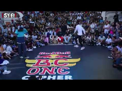 Red bull BC one's middle east 2018 /bboy POG