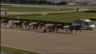 Vidéo de la course PMU PREMI SOCIETAT HIPICA GABELLINA DEL TROT