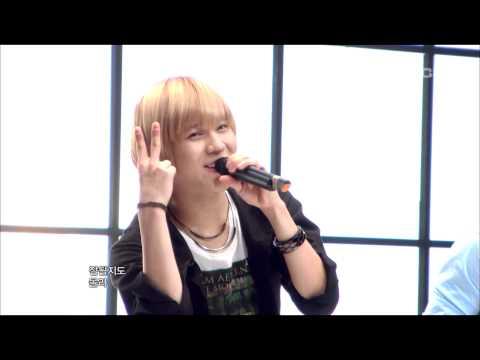 SHINee - Hello, 샤이니 - 헬로, Music Core 20101016