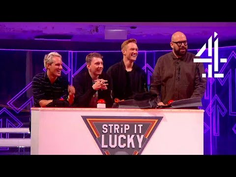 Strip It Lucky with Alan Carr | Stand Up To Cancer