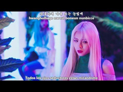 CLC (씨엘씨) - Hobgoblin (도깨비) MV [Sub Español + Hangul + Rom] HD
