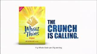 Wheat Thins 2010 Commercial