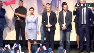 EN DIRECT : le Congrès de la «Liberté pour l'Europe» réunit les parties de droite nationaliste