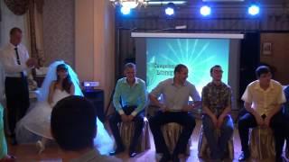 видео Выкуп туфли невесты на свадьбе: традиции и конкурсы