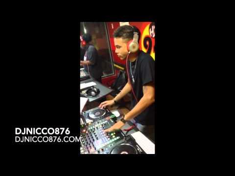 DJNICCO876  INTERVIEW ON HJ 94.1FM ,GUYANA