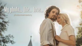 """""""My photo... life... love..."""" /slidemovie/"""