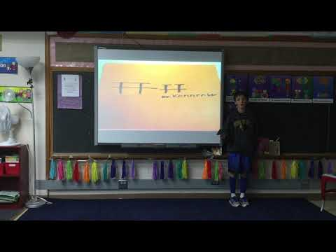Our Alphabet Can Use a Change | Konner Weldon | Minnewashta Elementary School