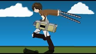 pivot full body eren (Attack on Titan)