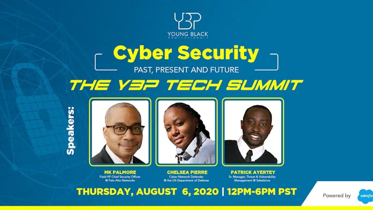 The YBP Virtual Tech Summit: CyberSecurity: Past, Present and Future