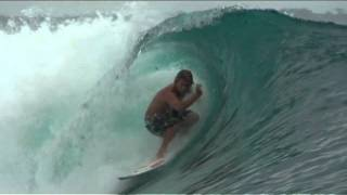 Tom Frager- Surf in Sumatra Indonesia (Officiel)