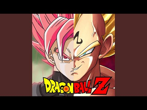 Black Goku Vs Majin Vegeta - Rapstep Play