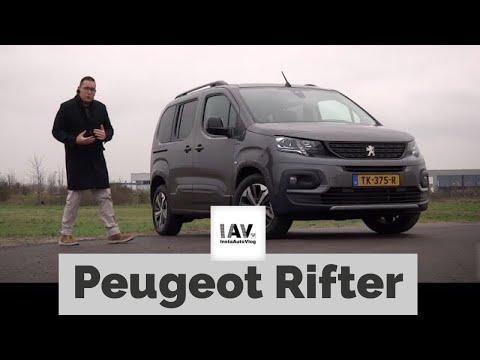 Review: Peugeot Rifter - Weg met die suffe Partner Tepee!