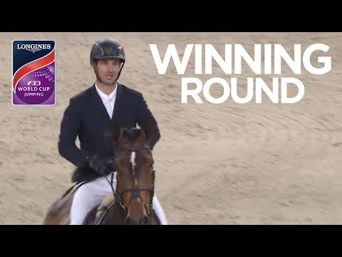 Steve Guerdat and Hannah steal the round! | Winning Round | FEI World Cup™ Jumping