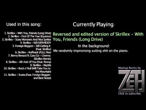 SKRILLEX MASHUP - 11 Skrillex songs IN ONE SONG! by Zeth