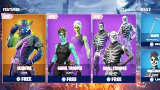 *LIVE* Fortnite Item Shop COUNTDOWN [23rd October 2020] NEW SKINS!!??