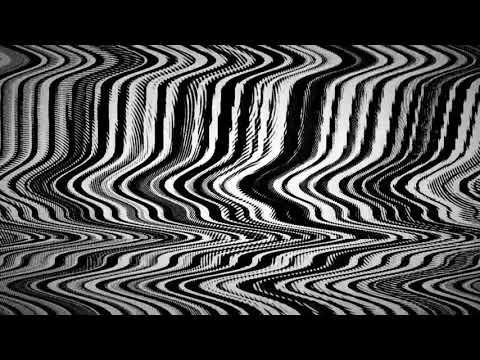 TV Static - Zebra Noise - Glitch Effect Footage