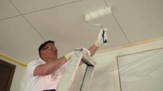 Schilderkluswijzer - hoe schildert u een plafond?