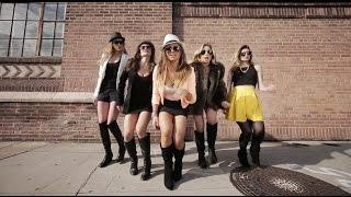 Girls Do Bruno Mars Uptown Funk Parody