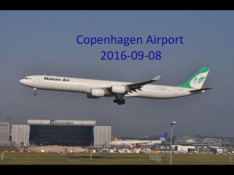 Copenhagen Airport 2016-09-08