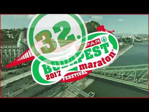 32. SPAR Budapest Maraton - 2017- rövidfilm