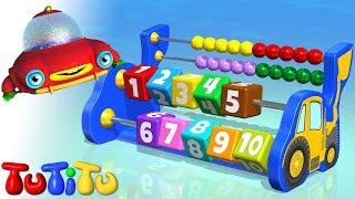 TuTiTu (ТуТиТу) Игрушки | Счеты